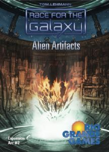 Race for the Galaxy : Alien Artifacts